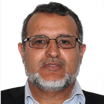 الأستاذ إبراهيم بلكيلاني